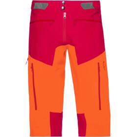 Norrøna Fjørå Flex1 Shorts Men Jester Red/Scarlet Ibis